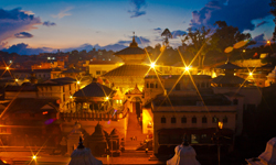 God Bless you all - Lord - Pashupatinath