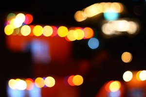 05 Night bokeh