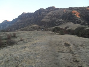Kalinchowk in the morning