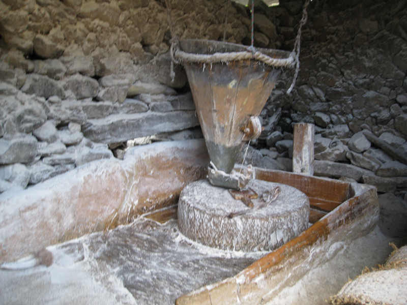 Water Grinding Mill