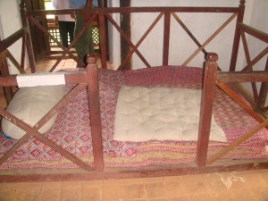 23.bed room of Prithivi Narayan Shah