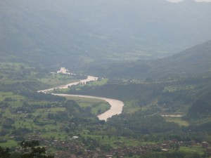 30.view of Trishuli River