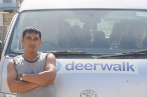 4-Safe hands or Safe arms of Deerwalk Yatayat