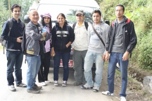 10. Nagarkot Hikers