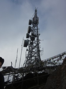 20. Nepal Television Repeater Tower