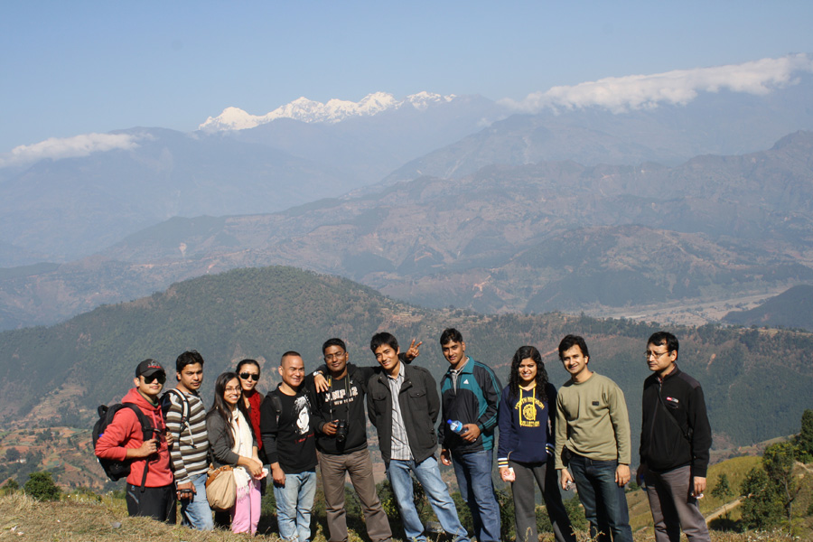 Ranipauwa to Nuwakot Hikers