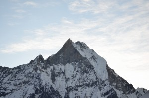 Mighty Machhapuchhre