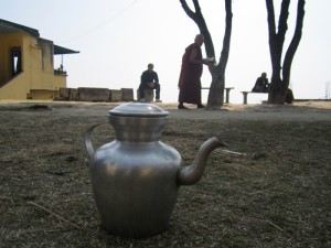 10. Pure Holy Kettle to serve pious water to Buddha by nuns