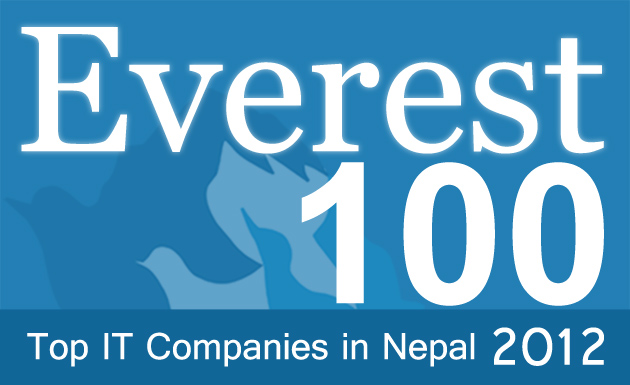 Everest 100 Top IT Companies in Nepal 2012