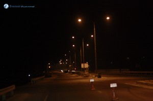 72. Highway at the night