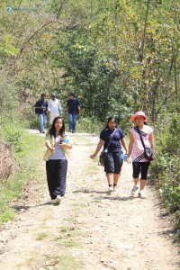 12. Marching towards the destination