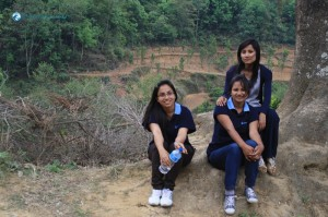 15. Ladies Hikers