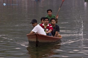 36 Boating on Fewa Lake