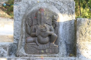 47. Sculpture of Hindu God Ganesh