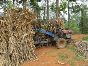 10. Old tractor, different purpose