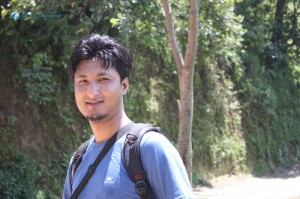 12. Ashish the photographer of the day