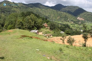 15. View of Bhanjyang