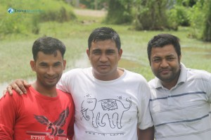 06. Ram, Kedar , and Ishwor, long term partners met in jungle of Maula Kalika