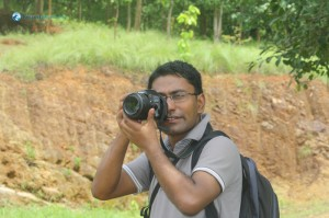 16. Sunil, the emerging photographer of deerwalk,