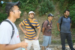 3. Hike Stand Up