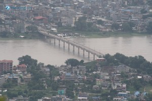 32. Narayangadh bridge, one of the best architecture structure in world, separating chitwan from nawalparasi nepal