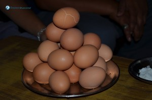 8. Pyramid of Eggs