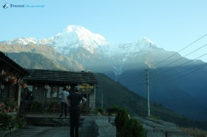 31. Overwhelming Hospitality at Gurung's Cottage