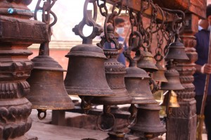 49. Big Bells in Temple
