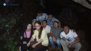 8. In the Cave