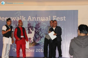 Designer of the Year 2012: Dambar Thapa