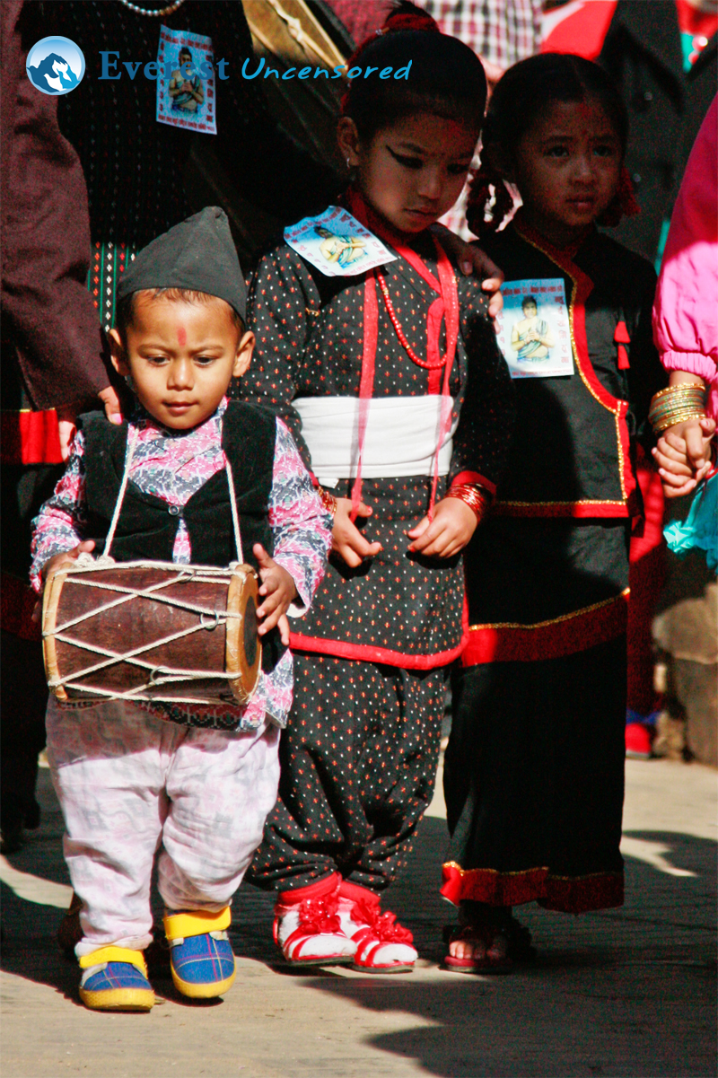 Newari New Year Celebration