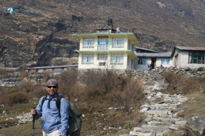 34. Rudra-dai and the Shangri-La Guest House