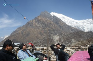 52. Breakfast in the Himalayas
