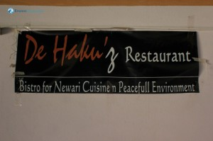 6. Fine dining at Haku's restaurant