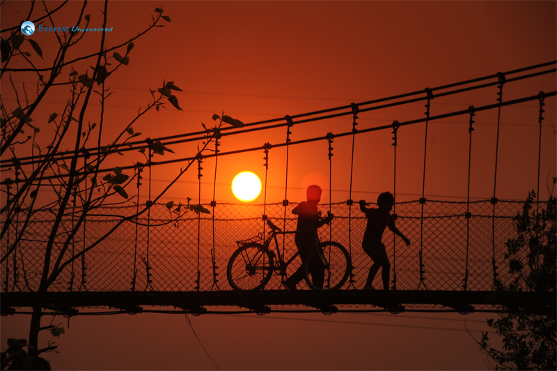 Silhouettes of Childhood