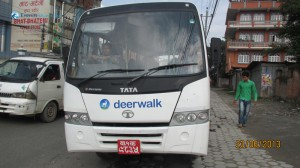 2. Deerwalk Transporter