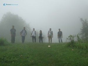 21. Lost in the fog