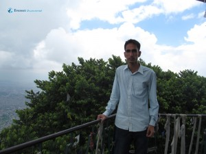 31. Hiker of the day - Bimal