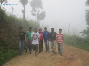 35. Second day hike to Bakreshwor Mahadev