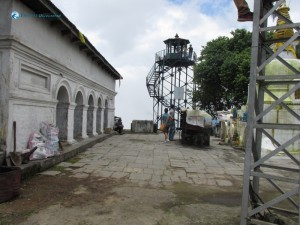 41. The viewing tower