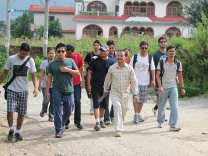 1. Chhota don leading the troop