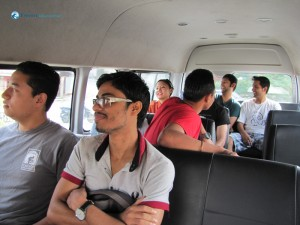 3. On the way to Thankot