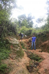 17. And now its Sampu falls