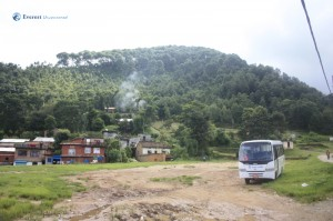 36. Overview of our Hiking Destination