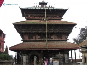 59.Bagh Bhairav Temple at Kirtipur