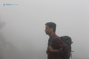 3.Behind The Fog