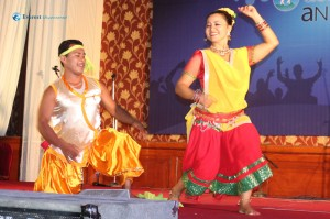 Dazzling performance by our own Rajesh and Sushila