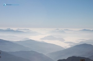 52. Above the clouds