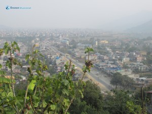 14. View of Pokhara city