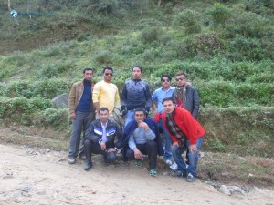 26. Outing Team